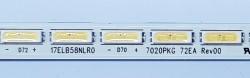 VESTEL - 17ELB58NLR0 , 7020PKG 72EA REV00 , VES480UNVS-2D-M05 , 1 ADET LED ÇUBUK