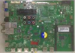 VESTEL - 17MB91 , 23282720 , 10097666 , 49FA9000 , VES490UNSL , Main Board , Ana Kart