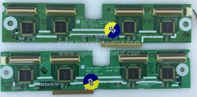 6870QDE011B , 6870QFE011A , LG , 42V6 , Buffer Board , Buffer Kart
