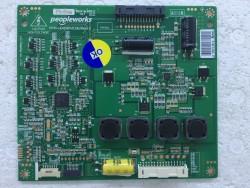 LG - 6917L-0061G , PPW-LE42GD-O(A) REV0.5 , LC420EUF SD PX , LG , Led Driver Board , Led Sürücü Kartı