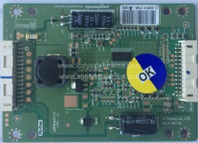 6917L-0072A , PPW-LE32GD-O(B) REV0.1 , LC320EXN SD A1 , Led Driver Board , Led Sürücü Kartı