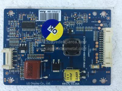 6917L-0126A , PPW-LE32RH-O REV0.7 , LC320DXN SF R2 , Led Driver Board , Led Sürücü Kartı