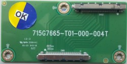 PHILIPS - 715G7665-T01-000-004T , PHILIPS , TPT400LA , 40PFK4101 , Main Board , Ana Kart
