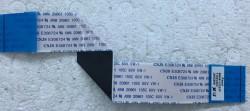 SAMSUNG - BN96-13325F , SAMSUNG , PS51D490A1W , PLAZMA , S50HW-YB07 , LVDS Cable , Lvds Kablosu , Logic Board Cable , Logic Kart Kablosu , Ctrl Board Cable , Ctrl Kart Kablosu