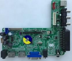 SABA - CV59SH-C , SABA , 55CHN6464 , 50BRD03 , LED , CX550DLEDM , CX500DLEDM , Main Board , Ana Kart