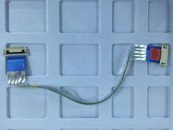 LG - EAD62370713 , LG , 47LA620S , LC470DUE SF U1 , LVDS Cable , Lvds Kablosu , Logic Board Cable , Logic Kart Kablosu , Ctrl Board Cable , Ctrl Kart Kablosu