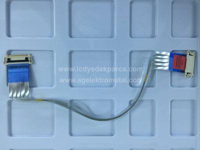 EAD62370713 , LG , 47LA620S , LC470DUE SF U1 , LVDS Cable , Lvds Kablosu , Logic Board Cable , Logic Kart Kablosu , Ctrl Board Cable , Ctrl Kart Kablosu