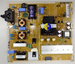 LG - EAX66232506 , (1.2) , LGP43RI-15CH1-IT , LD430EUE FH B1 , Power Board , Besleme Kartı , PSU