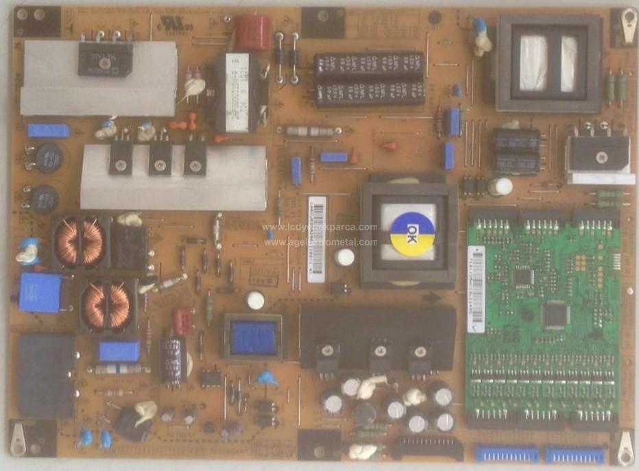 EAY60802901 , PLDD-L902A , 3PAGC10017A-R , REV 1.0 , LC370EUH SC A1 , LG37LE5310 , Power Board , Besleme Kartı , PSU