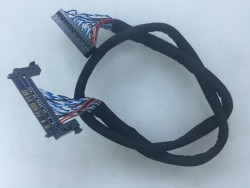 HOMSTAR - HS-4040 , DLED , HOMSTAR , CX400D , DLEDM , LVDS Cable , Lvds Kablosu , Logic Board Cable , Logic Kart Kablosu , Ctrl Board Cable , Ctrl Kart Kablosu