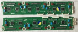 SAMSUNG - LJ92-01791A/B/C/D , LJ41-09461A , 63 DS YB-UP (4L) , LJ92-01792A/B/C/D , LJ41-09462A , 63 DS YB-LOW (4L) , Samsung , PS64D8000FSXTK , PS64D8090 , S63FH-YB06 , Buffer Board , Buffer Kart