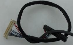 Sunny Axen - SN032LD18VG75B , V2 , LED , SUNNY , LTA320AN01 , LVDS Cable , Lvds Kablosu , Logic Board Cable , Logic Kart Kablosu , Ctrl Board Cable , Ctrl Kart Kablosu