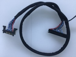 Sunny Axen - SN042DLD12AT022-TMF , SUNNY , LED , LC420DUN SF R2 , LVDS Cable , Lvds Kablosu , Logic Board Cable , Logic Kart Kablosu , Ctrl Board Cable , Ctrl Kart Kablosu