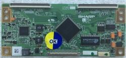 SHARP - RUNTK 3968TP , LK315GD00101 , Logic Board , T-Con Board